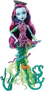 Monster High Gran Scarrier Reef Down Under Ghouls Posea Reef