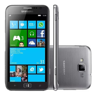 Samsung Ativ S I8750 16gb 3g Cam 8mp Samsung Original Window