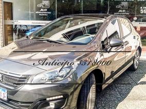 Peugeot 308 1.6 Feline Thp 163cv