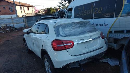 Sucata Mercedes Benz Gla 200 2017 Bartolomeu Peças