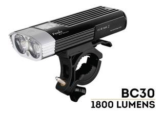 Linterna Luz Bicicleta Fenix Bc30 1800 Lumens