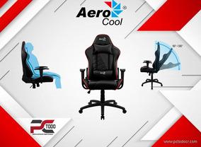 Sillas Gamer Aerocool Acgc-2023101.11 / Incluye Envio