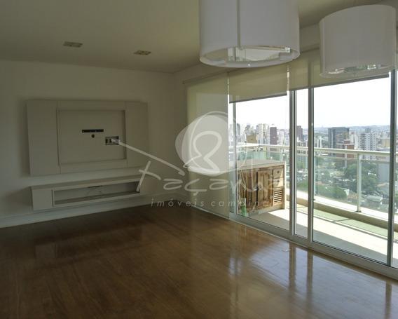 Apartamento Para Venda E Locação No Cambuí Em Campinas - Imobiliária Em Campinas - Ap03208 - 34581008