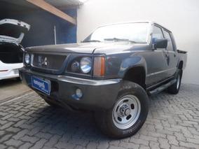 L200 2.5 Gl 4x4 Cd 8v Turbo Diesel 4p Manual