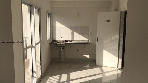 Apartamento 1 Dormitório Para Venda Em São Paulo, Brás, 1 Dormitório, 1 Banheiro - Lpf074_2-1133114