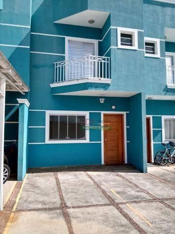Imagem 1 de 12 de Sobrado Com 2 Dormitórios À Venda Por R$ 280.000,00 - Itapema - Guararema/sp - So1964
