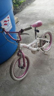 Bicicleta Para Niñas; Rin 16