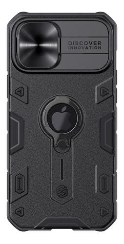 Capa Case Nillkin Camshield Armor - iPhone 12 Pro Max (6.7)