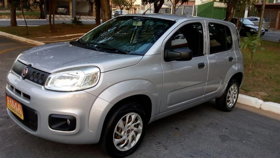 Uno 1.0 Attractive 8v Flex 4p 2016