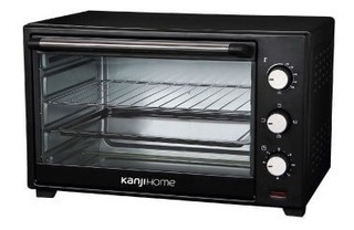 Horno Eléctrico 30 Lts Kanji Home 1600w Grill Lh Ahora