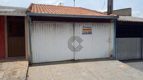 Casa Com 2 Dormitórios À Venda, 69 M² Por R$ 189.900,00 - Ipanema Ville - Sorocaba/sp - Ca7399