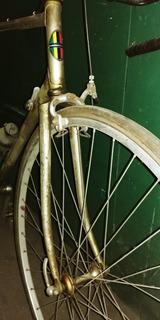 Bicicleta Carrera Sevillano Retro Equipo Shimano Excelente