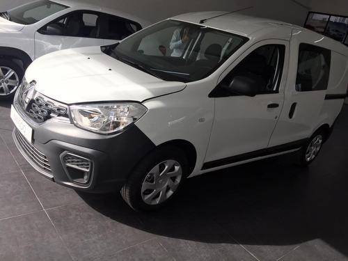 Renault Kangoo Express Confort 1.6 5asi   Antic + Cuotas   W