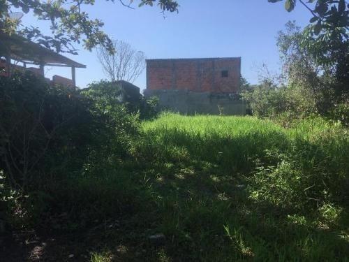 Lote Em Itanhaém Lado Serra. 6006e