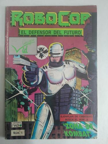 Robocop 01 Editorial Vid