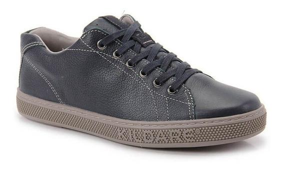 Sapato Kildare Ru211 Capri Em Couro Natural - Calavon