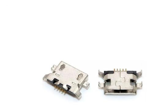 Conector Carga Dock Usb Multilaser Ms45 Kit Com 2 Un