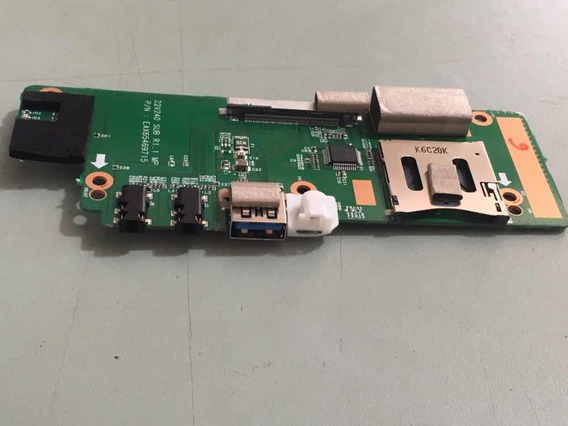 Placa De Áudio E Usb 3.0 All In One Lg