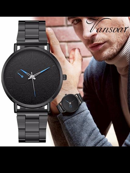 Relógio Esportivo Masculino Quartz Casual Fashion