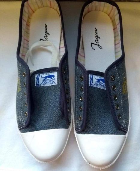 Zapatillas Mujer-niñas, Primavera-verano Marca Jaguar