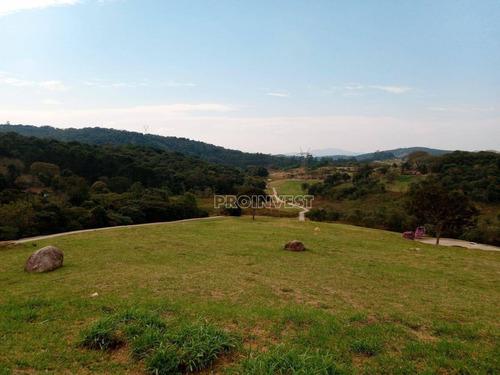 Imagem 1 de 14 de Terreno Com Vista Para O Campo De Golf Do Vila Da Mata - Vila  Darcy Penteado, (são Roque) - Te8992