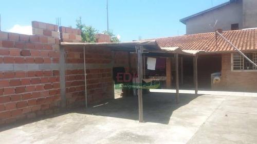 Imagem 1 de 7 de Casa Com 1 Dormitório À Venda, 125 M² Por R$ 230.000,00 - Jardim Das Bandeiras - Taubaté/sp - Ca5568