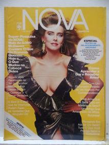 Revista Nova Cosmopolitan 156 Setembro 1986 Maitê Proença