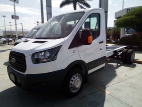 Ford Transit Chassis 2018