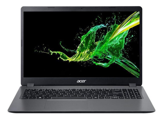 Notebook Acer Aspire 3 A315-54k-39h0 Ci3 4gb 256gb