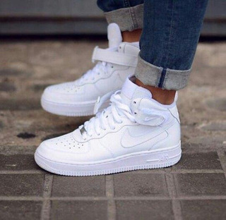*+*zapatos Nike Air Force One High*+*