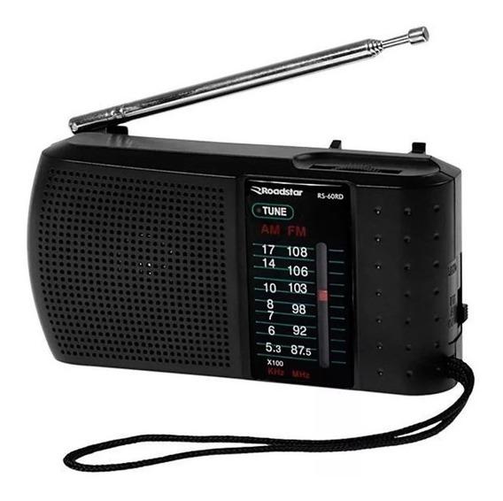 Mini Rádio Som Portátil A Pilhas Am/fm Músicas Bolso Similar Ao Sony Envio Imediato