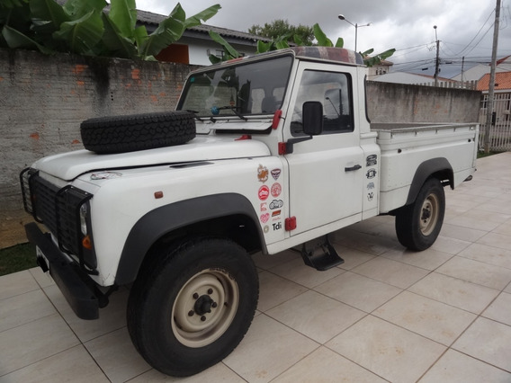 Land Rover Defender Hcpu 110