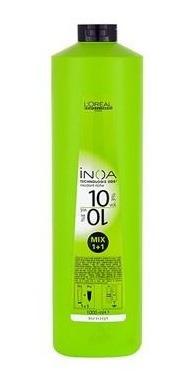Oxidante Inoa 10 Vol 1 Lt. Profesional