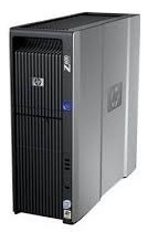 Servidor Hp Workstation Z600 Quad Core 8gb Ram 1 Hd 750