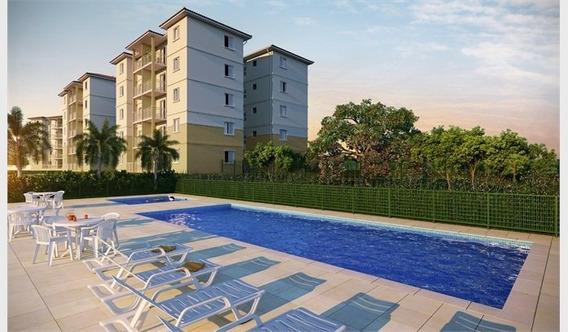 Apartamento A Venda No Bairro Parque Euclides Miranda Em - Ap1186-1