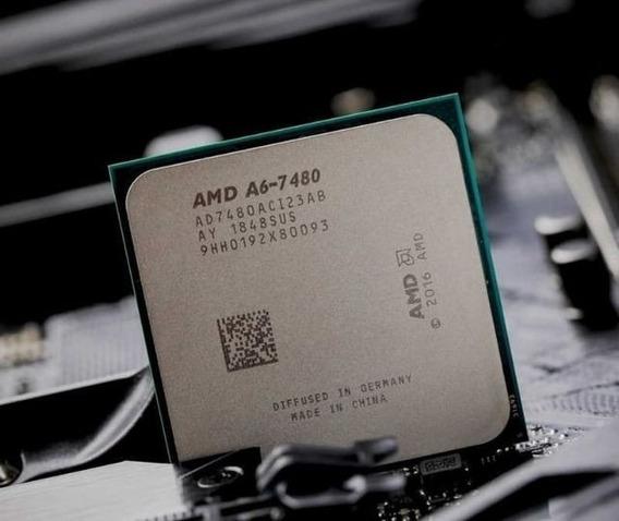 Kit A6-7480 3.8ghz + Msi A68hm-e33 + Memória Ddr3 4gb