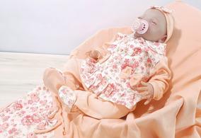 Kit Saída De Maternidade / Hospital - Menina