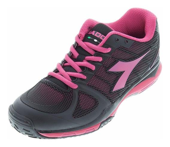 Zapatillas Tenis Diadoda Speed Competition Dama! Última 35