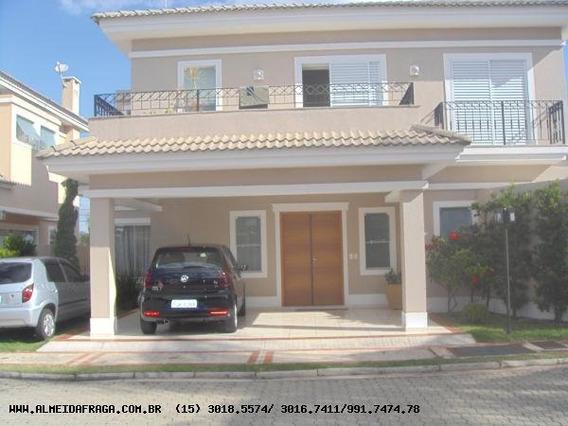 Casa Em Condomínio Para Venda Em Sorocaba, Altos Da Boa Vista, 4 Dormitórios, 4 Suítes, 6 Banheiros, 4 Vagas - 312_1-501486