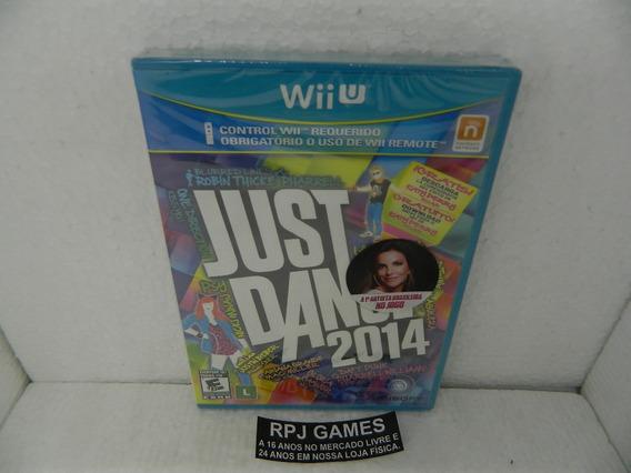 Just Dance 2014 Original Lacrada P/ Nintendo Wii U - Loja Rj