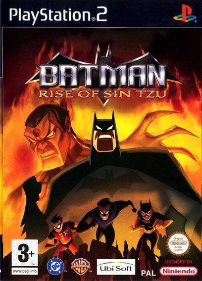 Jogo Ps2 Batman Leia O Anúncio -c141-