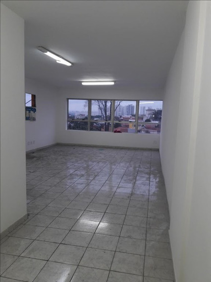 Sala Em Centro, Guarulhos/sp De 47m² Para Locação R$ 1.000,00/mes - Sa327852