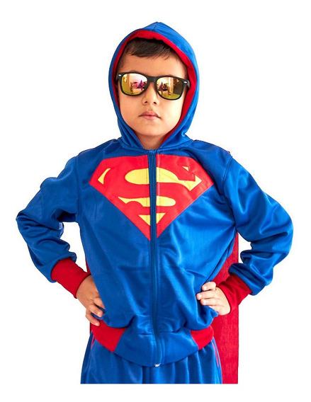 Pants Disfraz Superman Para Niño