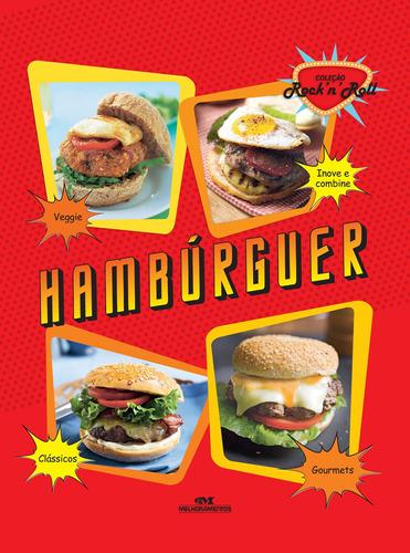 Imagem 1 de 1 de Coleção Rocknroll - Hambúrguer E Sorvetes & Milk-shakes