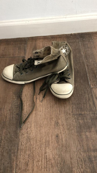 Zapatillas Converse Originales (muy Poco Uso)