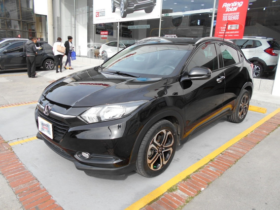 Honda Hr-v Exl 4x4 2016 Inm 034