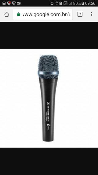 2 Pcs Microfone Sennheiser E945s Germany