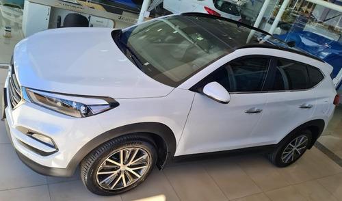 Hyundai Tucson Limited 1.6 T-gdi (aut)