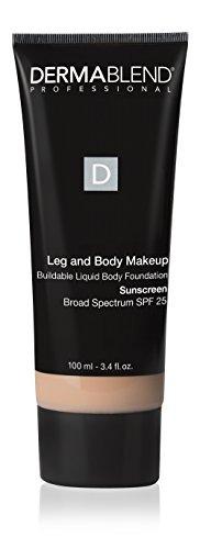 Dermablend Cuerpo Makeup Foundation Spf 25 Protección