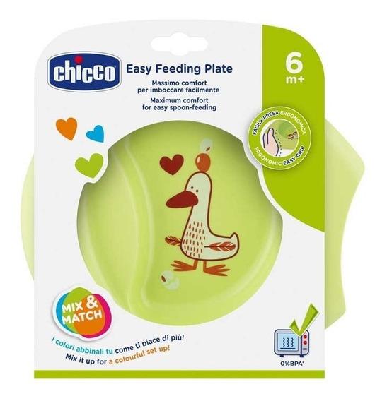 Plato Easy Feeding 6m+ Chicco Varios Colores